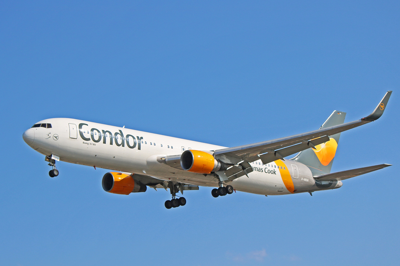 LEJ Airport a focus city for Condor.